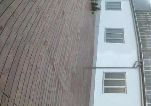 Terrasse > 200qm Fläche