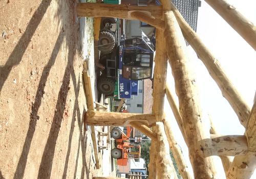 Carport in Kiefer