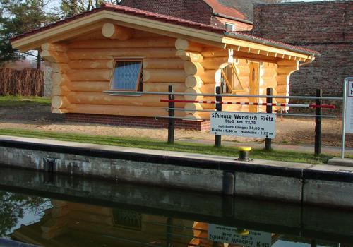 Naturstammhaus Referenz