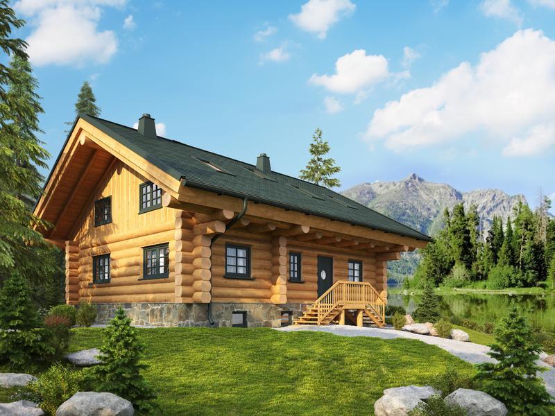 "Bockhaus ""Fall Creek Lodge"""