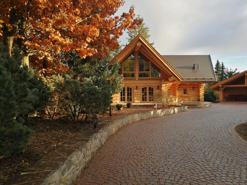 Blockhaus Whitehorse Lodge