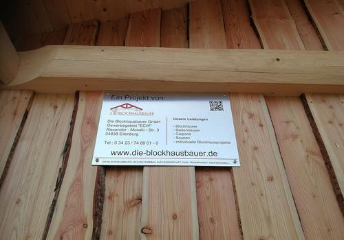 Ein Projekt von Die BLOCKHAUSBAUER in Sachsen